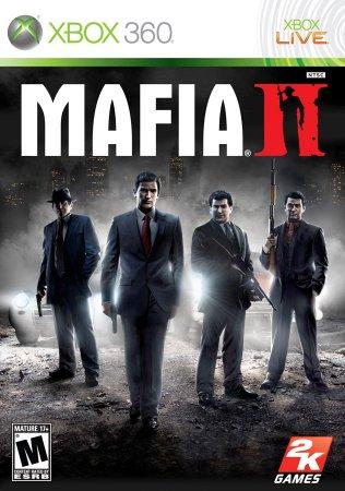 Официальные Обложки Mafia 2
