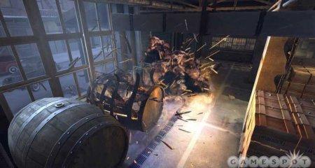 Apex и 3d-vision от Nvidia в Mafia 2