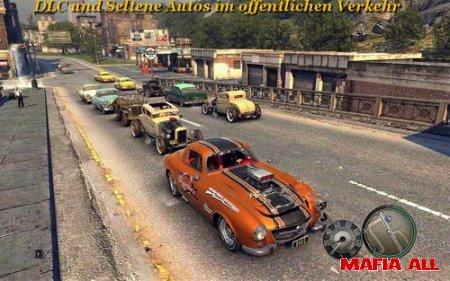 Мод Dlc Seltene Autos для Mafia 2