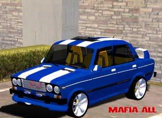 Автомобили ВАЗ для Мафии