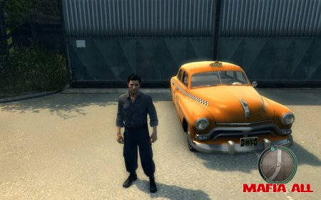 2 новых такси Mafia 2